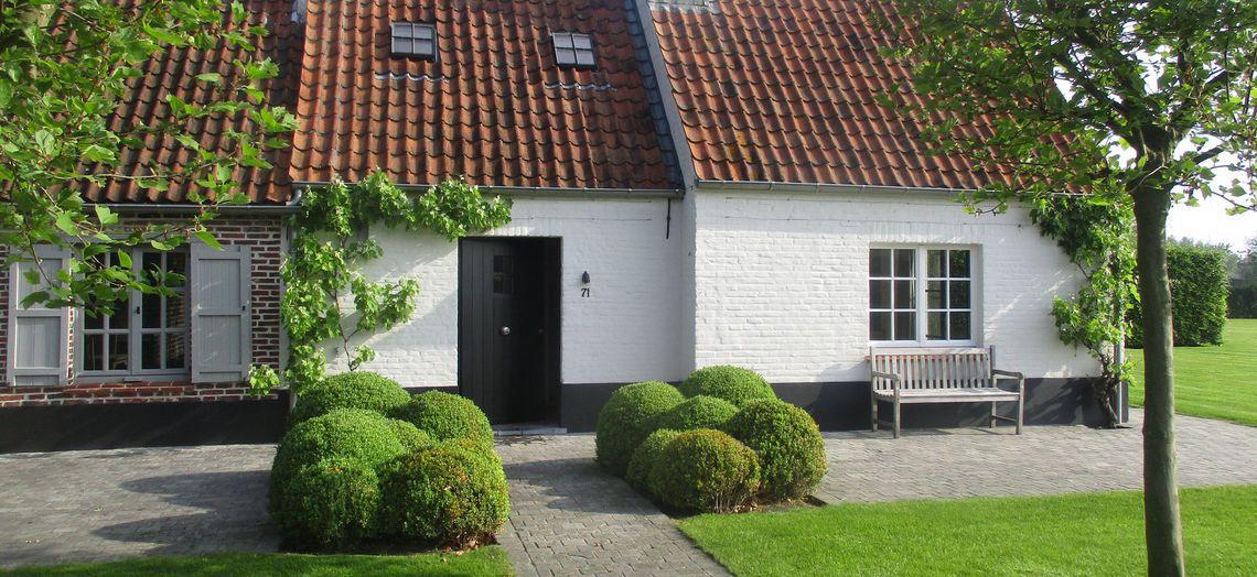 front door holidayhome Pijpeweg71
